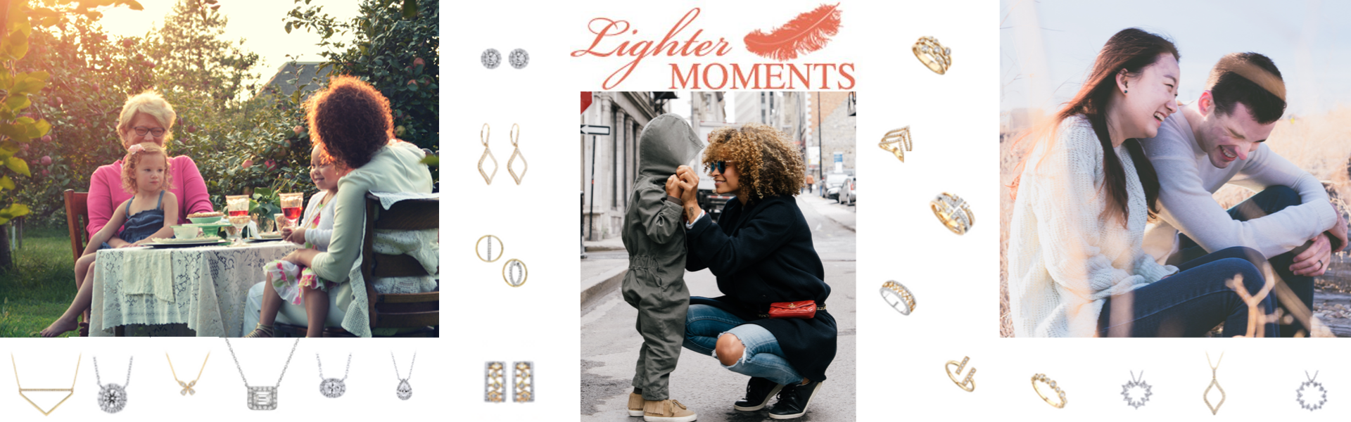 Bryan Jewelry Lighter Moments